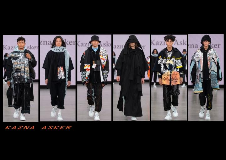 Kazna Asker final collection